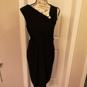 Michael kors women's black dress size 8 very cute!